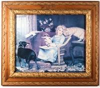 Kansas City Art Auction Lithos, Mezzotints, & Prints