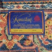 "KARASTAN 100% Wool Serapi Area Rug 4'3"" x 6'"
