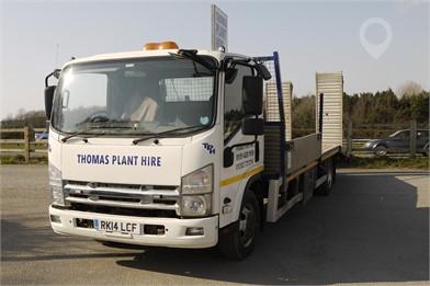 2014 ISUZU N75.190 at TruckLocator.ie