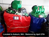 SOUND SOUTH INFLATABLES - ONLINE AUCTION