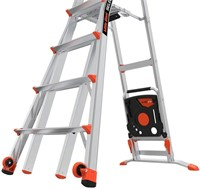 Little Giant Ladders, Select Step, 6-10 Foot