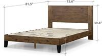 Zinus Tonja Platform Bed KING