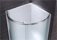 Ove Decors Breeze 32 in. Glass Shower Kit