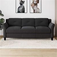 Lifestyle Solutions Hartford Sofa in Black