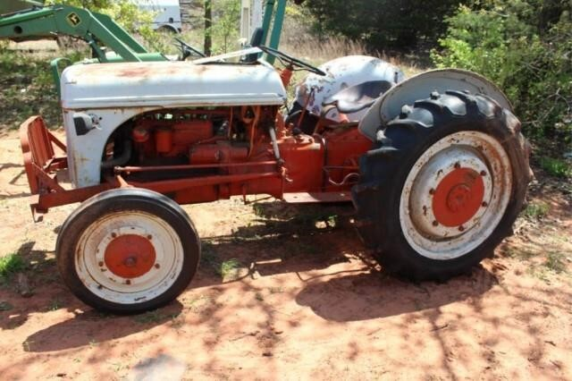 Ford 8N 3 Speed H/L, 3PT, 540 PTO