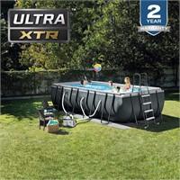 Intex 18ft X 9ft X 52in Ultra XTR Rectangular Pool