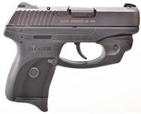 Ruger LC9 w/ Laser Max Sight 9mm Pistol