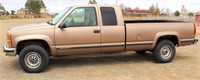 Lot 5003B - 1997 Chevy 2500 PK.  Absentee bidding available on this item. Click catalog tab for more information & pictures.
