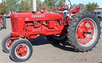 Lot 5012 Mccormick Deering H Tractor, Absentee bidding available on this item. Click catalog tab for more information & pictures.