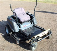 Lot 5034 - Gravely Zero Turn Mower.  Absentee bidding available on this item. Click catalog tab for more information & pictures.