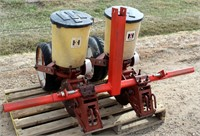 Lot 5045 - Int 295 Planter.  Absentee bidding available on this item. Click catalog tab for more information & pictures.