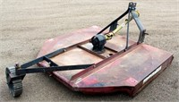 Lot 5049 - Howse Rotary Mower, 6'.  Absentee bidding available on this item. Click catalog tab for more information & pictures.