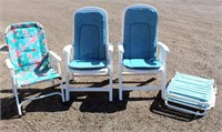 Lawn Chairs, Lounger