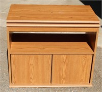 Microwave/TV Stand