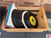 45rpm records