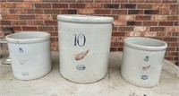 Red Wing Stoneware Pottery