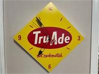 Tru Ade Clock