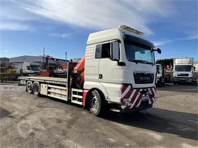 2013 MAN TGX 26.480 at TruckLocator.ie