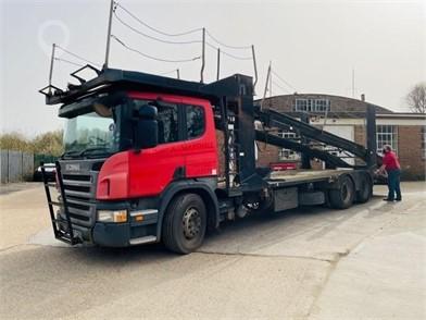 2007 SCANIA P270 at TruckLocator.ie