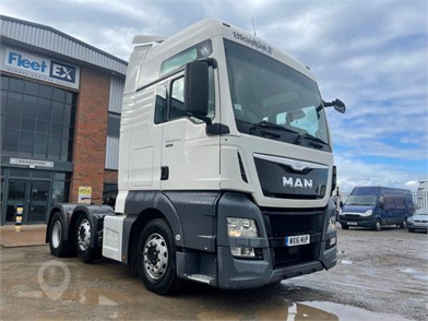 2016 MAN TGX 26.480 at TruckLocator.ie