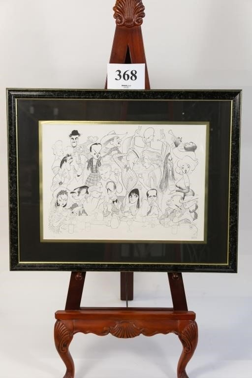 ABSOLUTE AUCTION -ART, SPORTS, ENTERTAINMENT + MORE