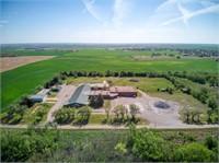 42,651 sq. ft Building 9.74 Acres - Custer City School