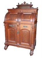 Online Auction- Antique Wooton Desk