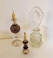 Antique Bath Fixture Vanity Items Clock &  Jewelry