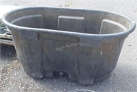 Watering Trough, Plus 2 Tank Deicers, 100 gallon