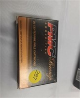 ONLINE FIREARM AND AMMO AUCTION: ENDS MAY 3RD