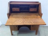 Antique Mission Drop Front Desk