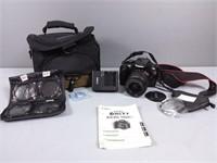 Canon Rebel T3 EOS 1100D Camera