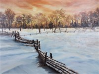 P Smith Painting
