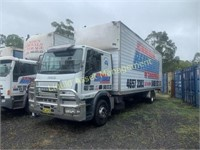 3 x Trucks, Crane & Forklift Online Auction