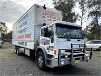 3 x Trucks, Crane & Forklift Online Auction