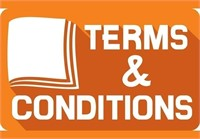 TERMS and CONDITIONS (PLEASE READ)