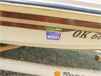 1982 Ranger Boat
