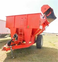 United Farm Tool Grain Cart