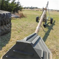 """Auger 5""""X30' with hopper"""