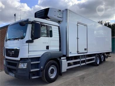 2012 MAN TGS 26.320 at TruckLocator.ie