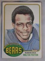 Estate- Original Sports Collection Payton rookie & Autograph
