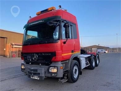 2008 MERCEDES-BENZ ACTROS 3355 at TruckLocator.ie