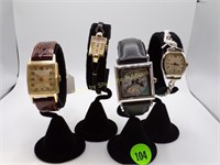 Local Estate Jewelry and Watches
