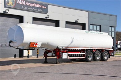 2013 COBO TRI AXLE 43000L ALLOY FUEL TANKER at TruckLocator.ie