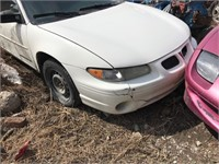 Online Timed Auction - April 19, 2021 (Salvage Cars)