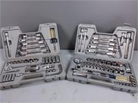 Craftsman Socket & Wrench Sets (2)