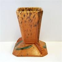 """1920s ROSEVILLE Futura 421-5 Vase 5 1/4"""" Tall"""