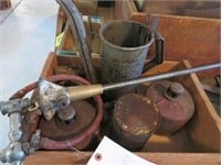 Vintage Collectibles, Tools, Fishing & More Online Auction