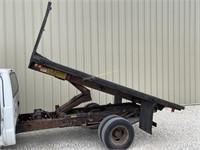 2001 Ford F-350 dump truck