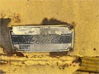 Ford 4500 backhoe